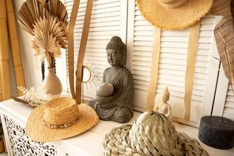 Pourquoi avoir une statue de Bouddha chez soi ?