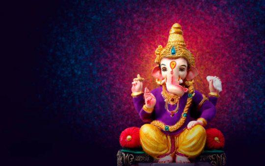 Comment utiliser une statue Ganesh en décoration ?
